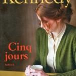 Douglas Kennedy, Cinq jours