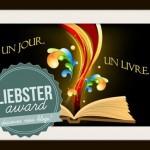 Un Jour. Un Livre. obtient un Liebster Blog Award