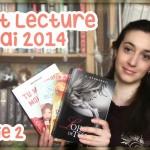 Point Lecture : Mai 2014 [Partie 2]