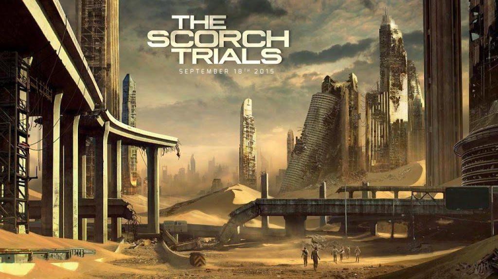 Une première affiche vient d'être dévoilée pour le 2e volet de la trilogie.