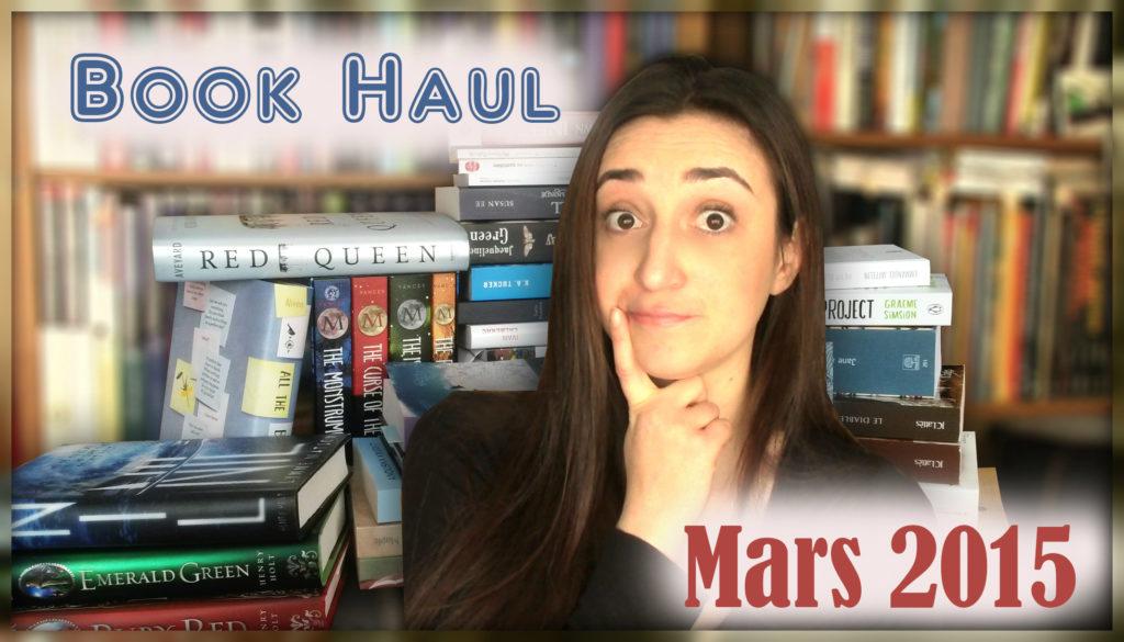 MissMymooReads - Book Haul mars 2015 cover edited