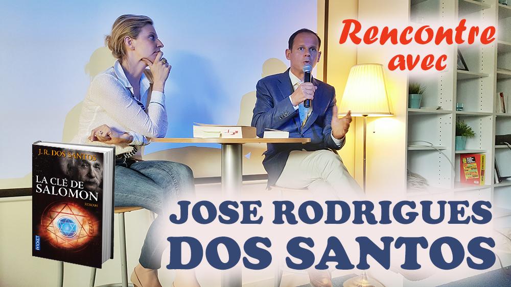 MissMymooReads - rencontre J.R. Dos Santos cover