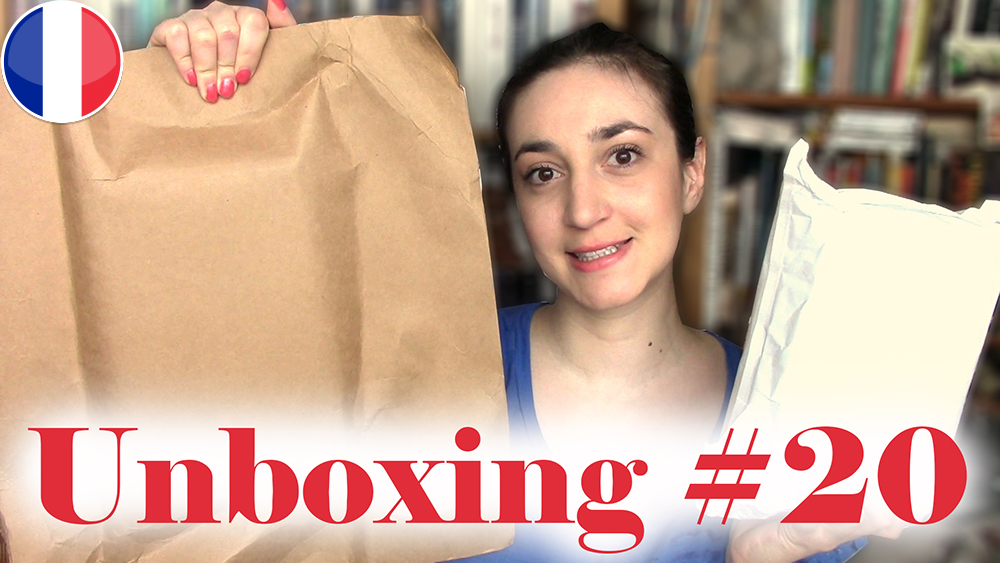 MissMymooReads - Unboxing #20 cover