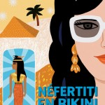Claire Huynen, Néfertiti en bikini