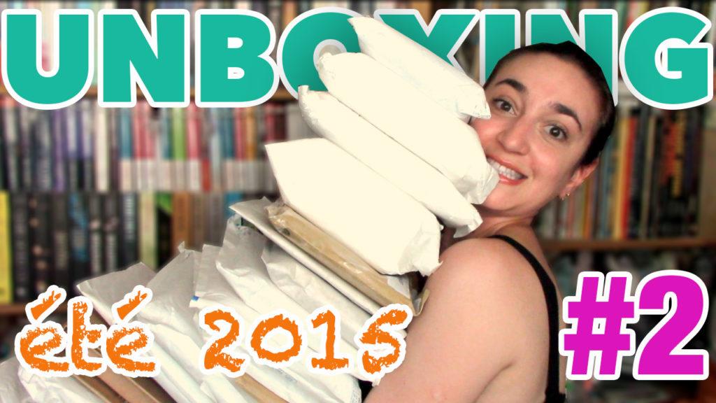 Unboxing été 2015 cover 2