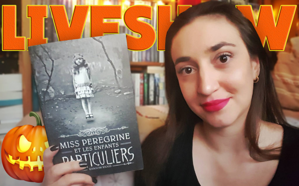 LiveShow Miss Peregrine tome 1