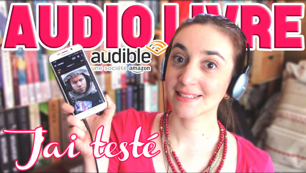 Audible cover