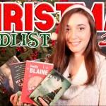 🎄 CHRISTMAS READLIST 2015 : Idées Lectures de Noël 🌟