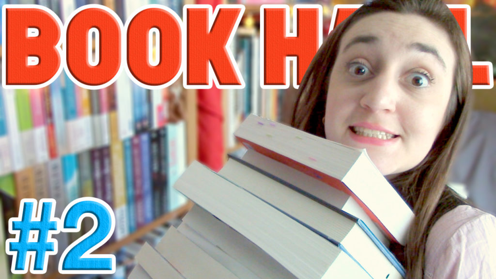 Book Haul mars 2016 (2) cover