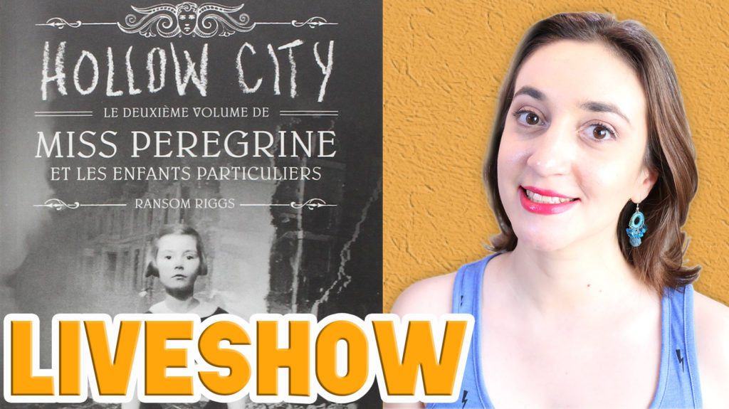 Hollow City LiveShow cover