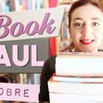 Book Haul : Octobre 2016