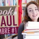 Book Haul : Décembre 2016 (Part. 1)