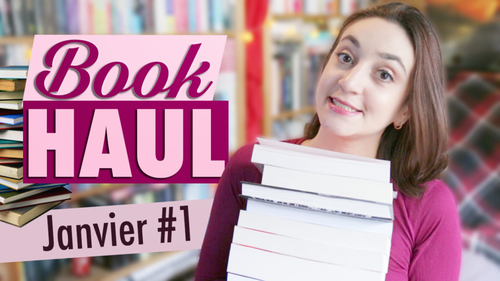 Book Haul Janvier 2017 Part. 1 cover1