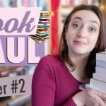 Book Haul : Janvier 2017 (Part. 2)